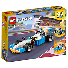 Buy LEGO Creator 31072 2-in-1 Extreme Engines Online at johnlewis.com