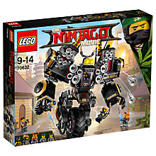 Buy LEGO Ninjago 70632 Quake Mech Online at johnlewis.com