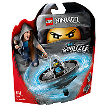 Buy LEGO Ninjago 70634 Nya Spinjitzu Master Online at johnlewis.com