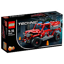 Buy LEGO Technic 42075 First Responder Online at johnlewis.com