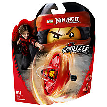 Buy LEGO Ninjago 70633 Kai Spinjitzu Master Online at johnlewis.com