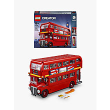 Buy LEGO Creator 10258 London Bus Online at johnlewis.com