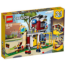 Buy LEGO Creator 31081 3 in 1 Modular Skate House Online at johnlewis.com