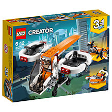 Buy LEGO Creator 31071 2-in-1 Drone Explorer Online at johnlewis.com