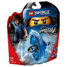 Buy LEGO Ninjago 70635 Jay Spinjitzu Master Online at johnlewis.com