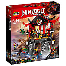Buy LEGO Ninjago 70643 Temple Of Resurrection Online at johnlewis.com
