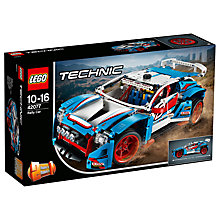 Buy LEGO Technic 42077 2-in-1 Rally Car Online at johnlewis.com