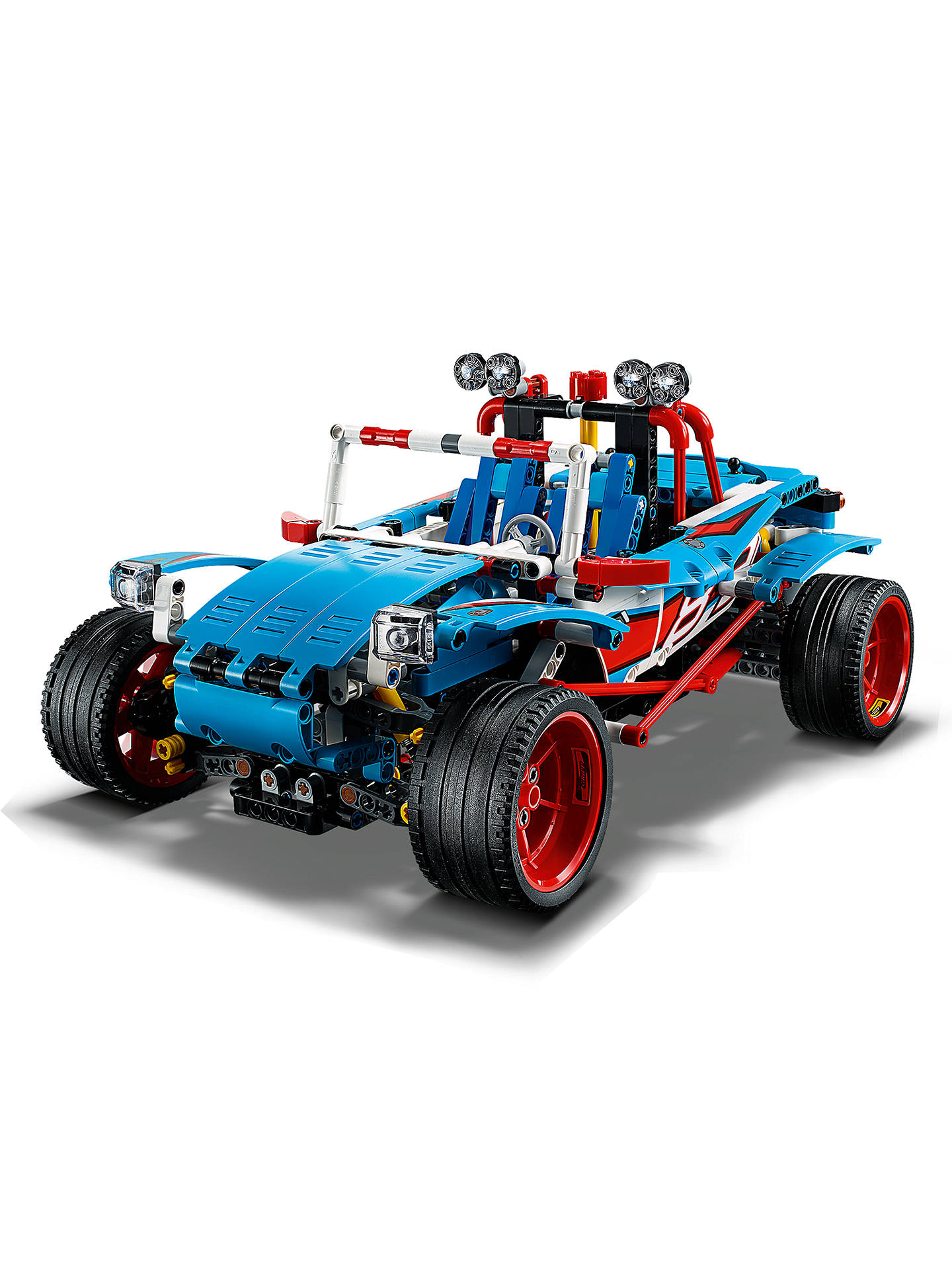LEGO Technic 42077 2-in-1 Rally Car and Buggy