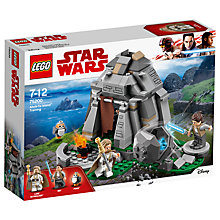 Buy LEGO Star Wars: The Last Jedi 75200 Ahch-to Island Training Online at johnlewis.com