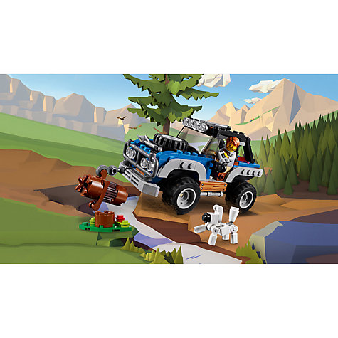 Buy LEGO Creator 31075 3 in 1 Outback Adventures | John Lewis