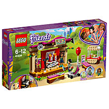 Buy LEGO Friends 41334 Andrea's Park Performance Online at johnlewis.com