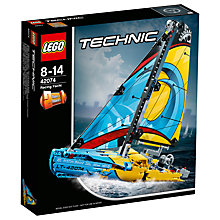 Buy LEGO Technic 42074 2-in-1 Racing Yacht Online at johnlewis.com