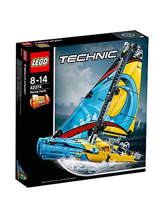 LEGO Technic 42074 2-in-1 Racing Yacht