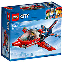 Buy LEGO City 60177 Airshow Jet Online at johnlewis.com