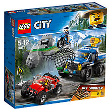 Buy LEGO City 60172 Dirt Road Pursuit Online at johnlewis.com