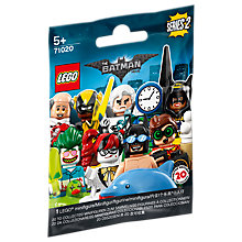 Buy LEGO 71020 The Batman Movie Minifigure Series 2 Mystery Bag Online at johnlewis.com