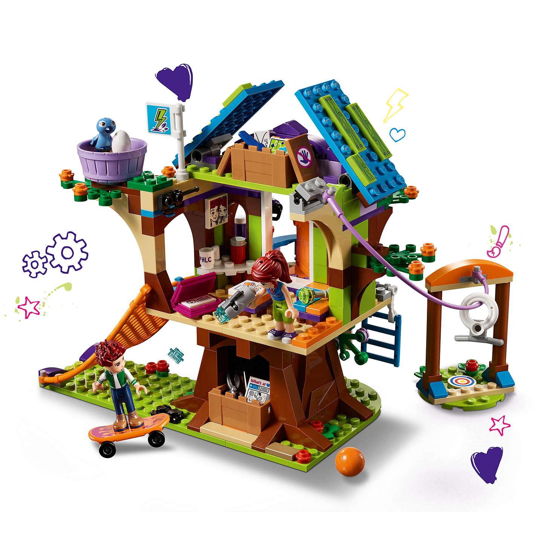 lego friends 41335 mia 39 s tree house at john lewis. Black Bedroom Furniture Sets. Home Design Ideas