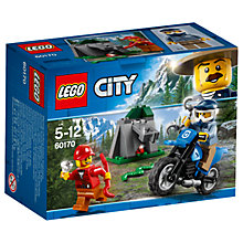 Buy LEGO City 60170 Off-Road Chase Online at johnlewis.com