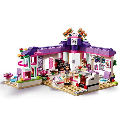 Buy Lego Friends 41336 Emma S Art Caf 233 John Lewis