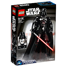 Buy LEGO Star Wars 75534 Darth Vader Buildable Figure Online at johnlewis.com