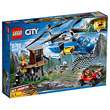 Buy LEGO City 60173 Mountain Arrest Online at johnlewis.com