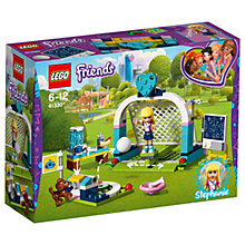 Buy LEGO Friends 41330 Stephanie Soccer Practice Online at johnlewis.com