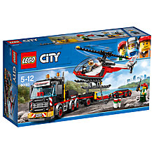 Buy LEGO City 60183 Heavy Cargo Transporter Online at johnlewis.com