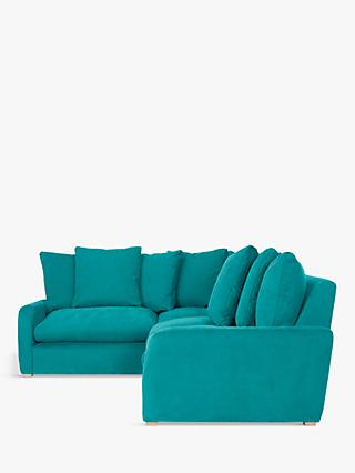 Floppy Jo Large LHF Corner End Sofa by Loaf at John Lewis