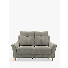 Buy G Plan Hirst Power Recliner Small 2 Seater Sofa Online at johnlewis.com