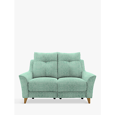 G Plan Hirst Power Recliner Small 2 Seater Sofa