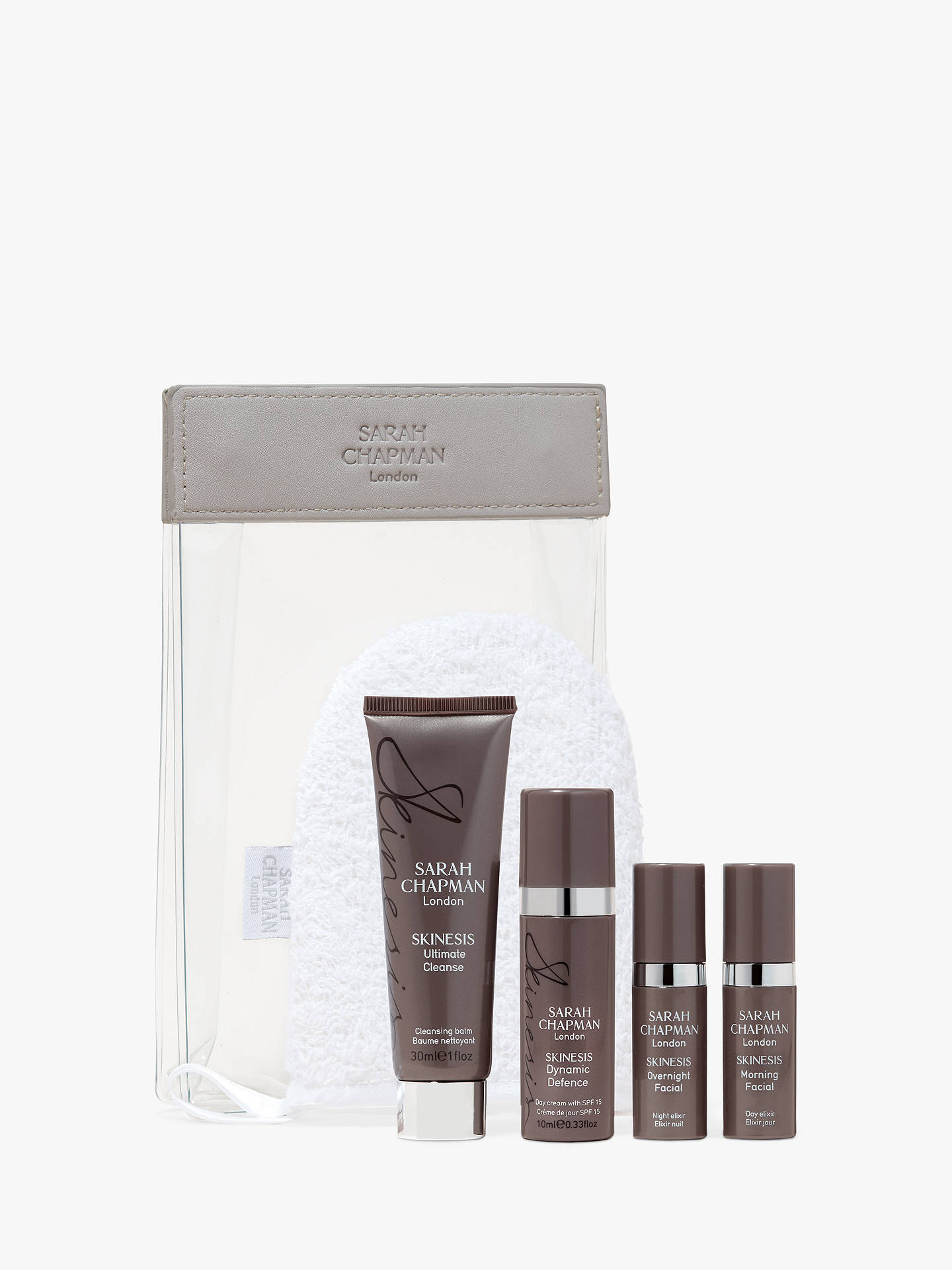 Buy Sarah Chapman The Elixir Collection Skincare Gift Set Online at johnlewis.com