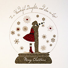 Buy Five Dollar Shake Daughter and Son-In-Law Christmas Card Online at johnlewis.com