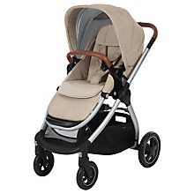 Buy Maxi-Cosi Adorra Pushchair, Nomad Sand Online at johnlewis.com