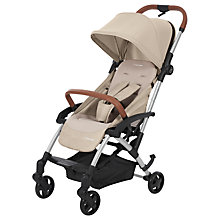 Buy Maxi-Cosi Laika Pushchair, Nomad Sand Online at johnlewis.com