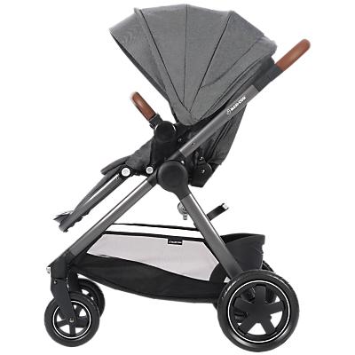 Maxi-Cosi Adorra Pushchair, Sparkling Grey
