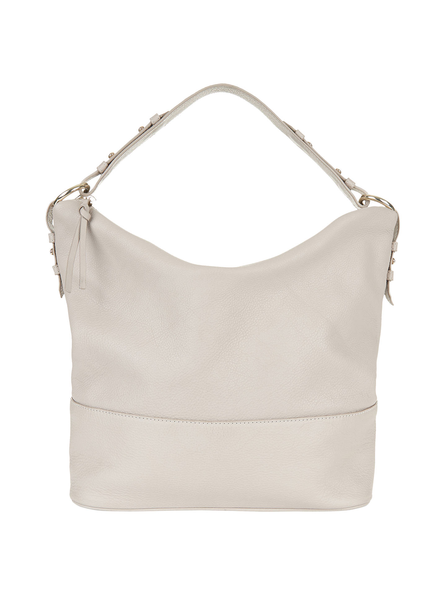 72233e9655 Buy Hobbs Hayley Leather Hobo Bag