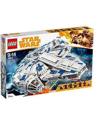 LEGO Star Wars Solo: A Star Wars Story 75212 Kessel Run Millennium Falcon