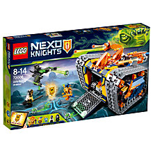 Buy LEGO Nexo Knights 72006 Axl's Rolling Arsenal Online at johnlewis.com