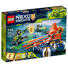 Buy LEGO Nexo Knights 72001 Lance's Hover Jouster Online at johnlewis.com