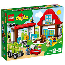 Buy LEGO DUPLO 10869 Farm Adventures Online at johnlewis.com