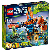 Buy LEGO Nexo Knights 72004 Tech Wizard Showdown Online at johnlewis.com