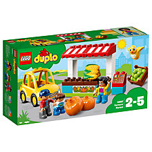 Buy LEGO DUPLO 10867 Farmers Market Online at johnlewis.com
