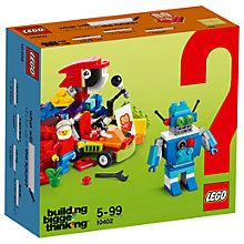 Buy LEGO 10402 Fun Future Online at johnlewis.com