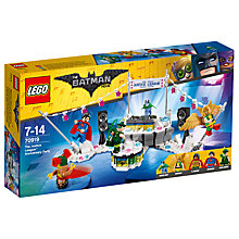 Buy LEGO The LEGO Batman Movie 70919 The Justice League Anniversary Party Online at johnlewis.com