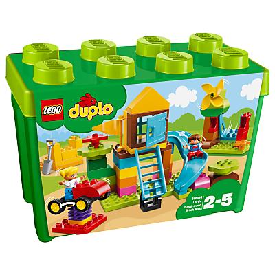LEGO DUPLO 10864 Large Playground Brick Box