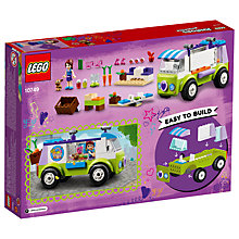Buy LEGO Juniors 10749 Mia's Organic Food Market Online at johnlewis.com