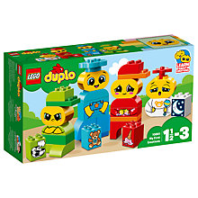 Buy LEGO DUPLO 10861 My First Emotions Box Online at johnlewis.com