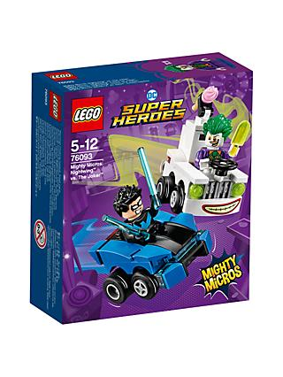 LEGO DC Super Heroes 76093 Nightwing Vs The Joker
