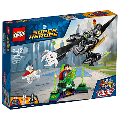 LEGO DC Super Heroes 79096 Superman & Krypto Team-Up