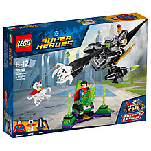 Buy LEGO DC Super Heroes 79096 Superman & Krypto Team-Up Online at johnlewis.com